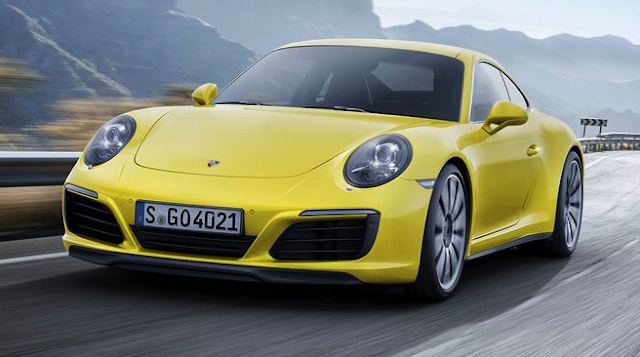 2019 Porsche 911 Carrera 4S Targa PDK Automatic Review