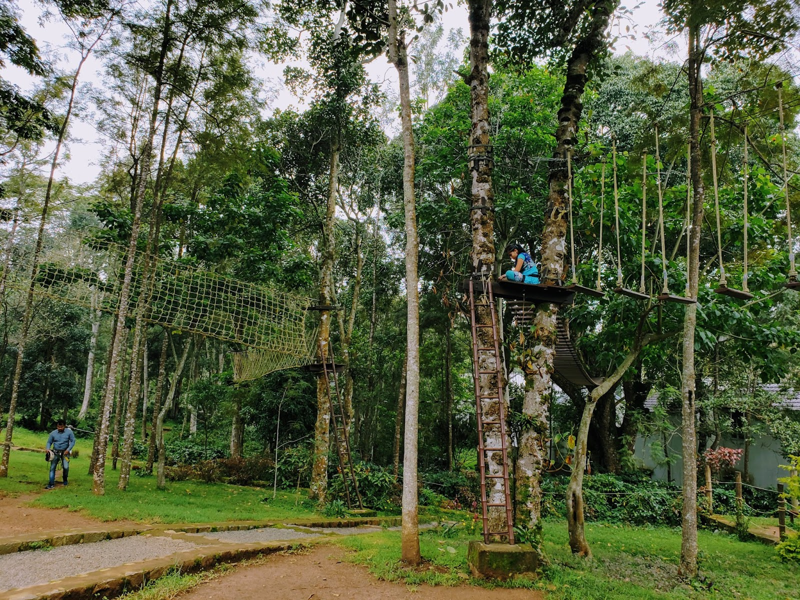 Grange TreeTop Adventure Home, Yercaud