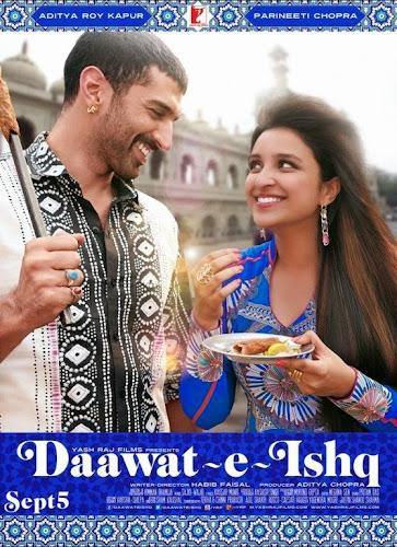 Daawat-E-Ishq (2014) Movie Poster No. 1