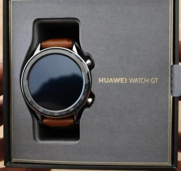فتح صندوق ساعة هواوي gt مراجعة مواصفات و مميزات ساعة HUAWEI Watch GT