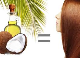 فوائد زيت جوز الهند والزيتون والخل في علاج الشعر التالف