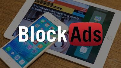 Chặn quảng cáo Youtube trên thiết bị IOS