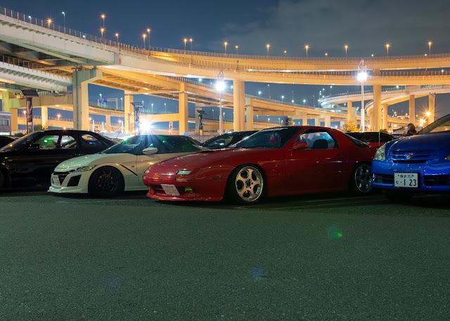 Mazda FC RX7 Rotary Wangan Daikoku