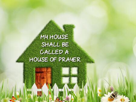 My house shall be called of all nations the house of prayer? but ye have made it a den of thieves.
