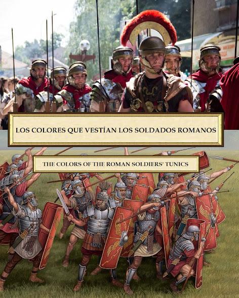 Desde que tenemos recuerdo hemos visto a los romanos vestidos de rojo, sin embargo, no todos iban de ese color.
