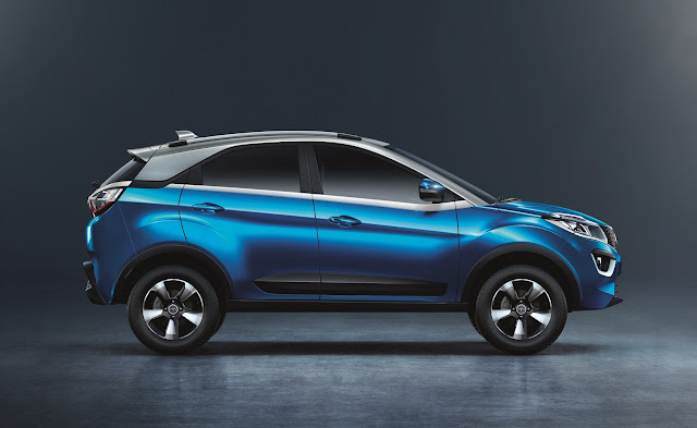 Bookings of the new bold and sporty SUV – Tata NEXON to commence from 11th September, nationally