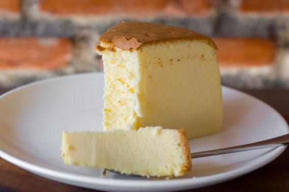 Receta de pastel de QUESO JAPONES
