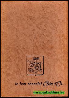 Faunaflor de Cote d'Or, au royaume des animaux, 1955