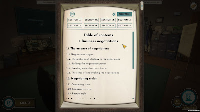 Coffee Noir Business Detective Game Screenshot 6