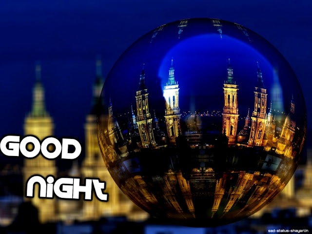 Good night images crystal ball