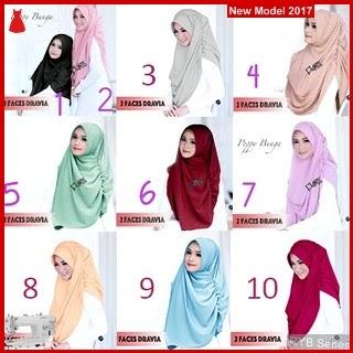 RYB096B Hijab Jilbab Cantik 2 Murah Faces BMG Online Shop