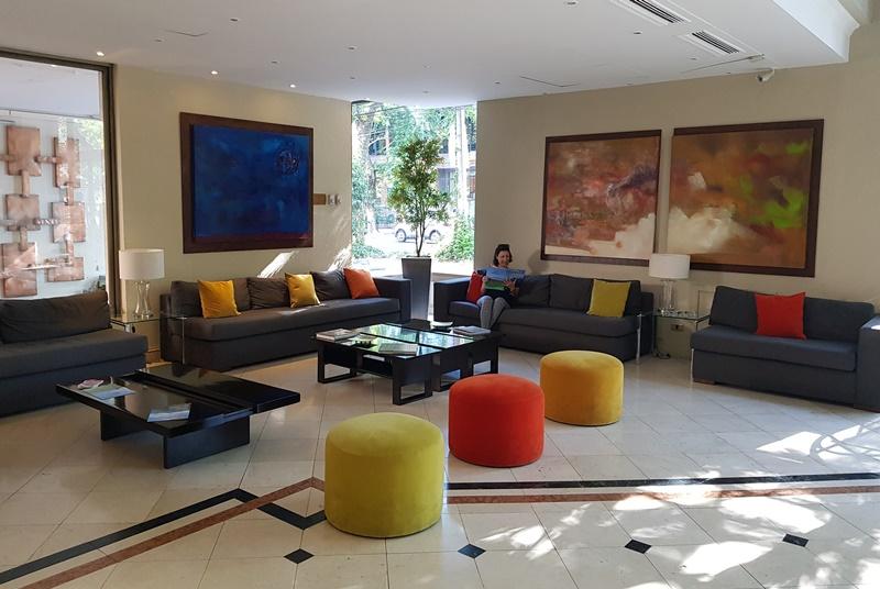 Onde se hospedar em Santiago, Providencia