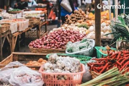 Jelang Idul Adha, Berikut Daftar Harga Kebutuhan Pokok di Inhil