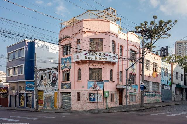Templo Hare Krishna de Curitiba