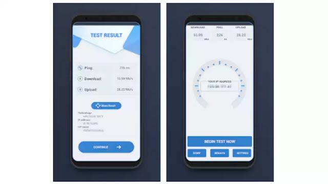 Wifi Speed Test technotesarabic.com