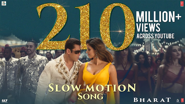 slow motion lyrics - Bharat