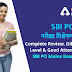 SBI PO Mains Analysis 2021:  SBI PO मेंस परीक्षा 2021 का विश्लेषण और समीक्षा (Complete Review, Difficulty Level And Good Attempts)