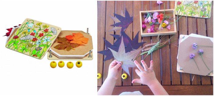 juguetes y juegos para ayudar a aprender a leer y escribir, prensa flores