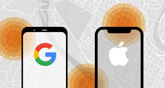 Would you install the contact tracking apps/api introduced by Apple and Google?