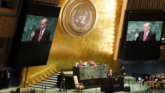 """Στην """"οργουελική"""" Τουρκία κάποιοι ονειρεύονται το Νόμπελ Ειρήνης για τον """"Μεγάλο Αδελφό"""" Ταγίπ"""