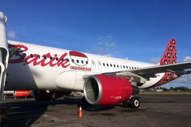 Pesawat Batik Rute Kualanamu-Jakarta Hampir Gagal Terbang