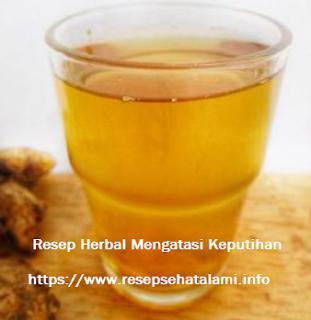 Resep Herbal Mengatasi Keputihan Secara Alami dan Sehat