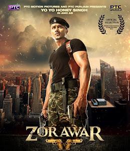 Zorawar (2016) Worldfree4u - Watch Online Full Movie Free Download 700MB Pdvd Punjabi Movie