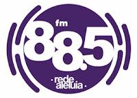 Rede Aleluia FM 88,5 de Curitiba PR