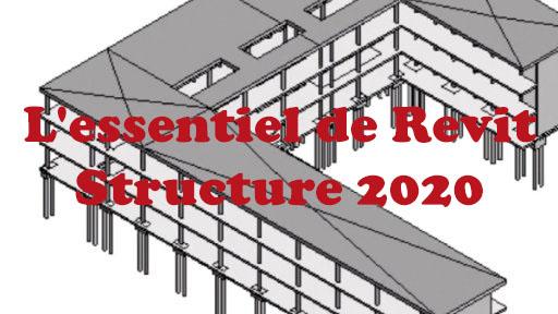 L'essentiel de Revit Structure 2020