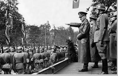 Invansi Jerman ke Polandia awal permulaan perang dunia kedua - pustakapengetahuan.com
