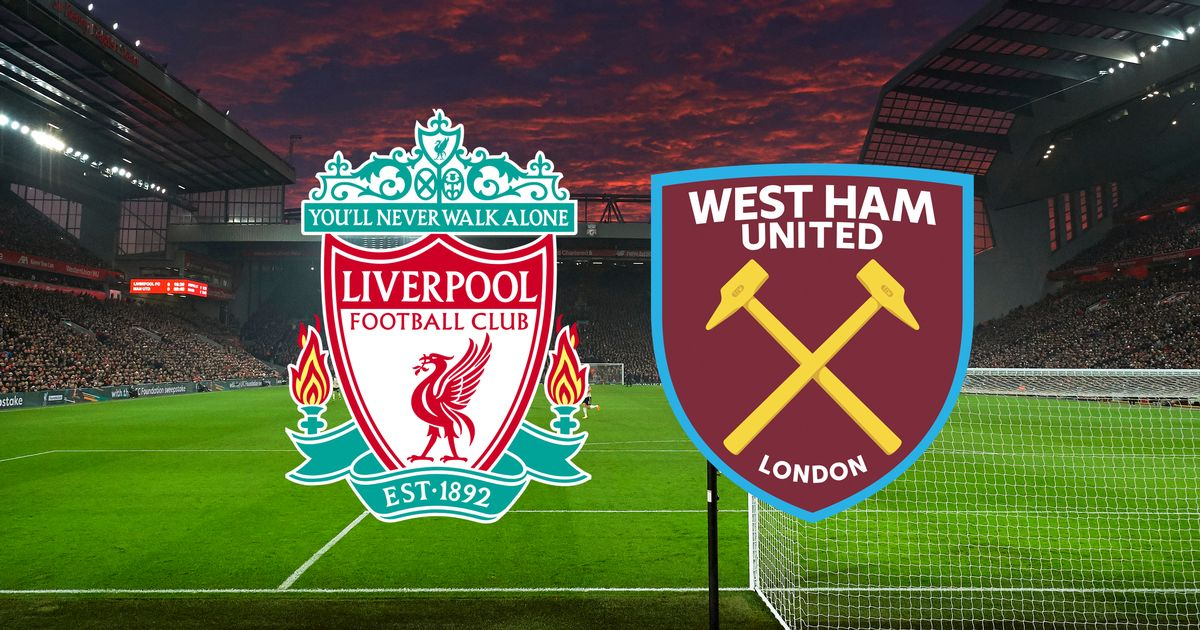 بث مباشر مباراة ليفربول ووست هام يونايتد