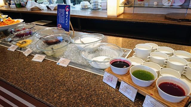 サザンビーチホテル&リゾート沖縄 朝食バイキング
