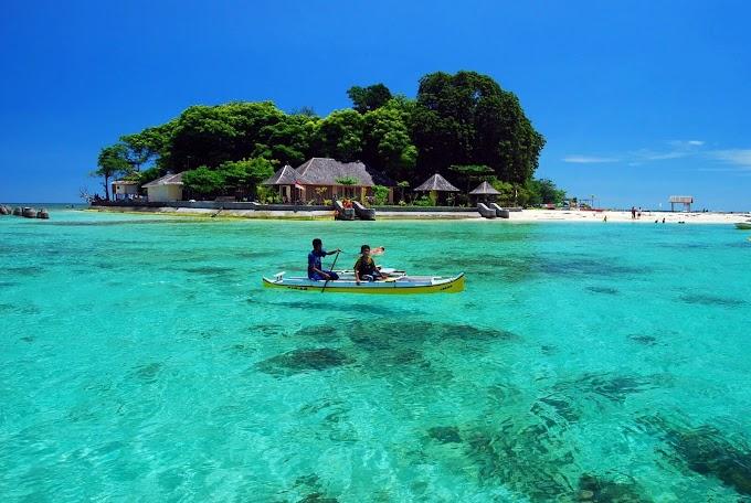 Maldives Indonesia, Pulau Samalona