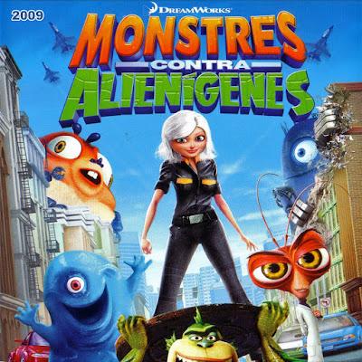Monstres contra Alienígenes