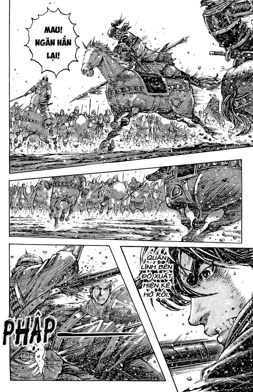 Hỏa phụng liêu nguyên Chương 392: Công tử không khóc [Remake] trang 10
