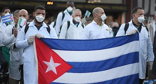 Cuba critica 'mentiras e insultos' dos EUA apesar da propagação do novo coronavírus