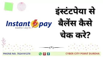 Instantpay Balance Kaise Check Kare | Instant Pay customer care number