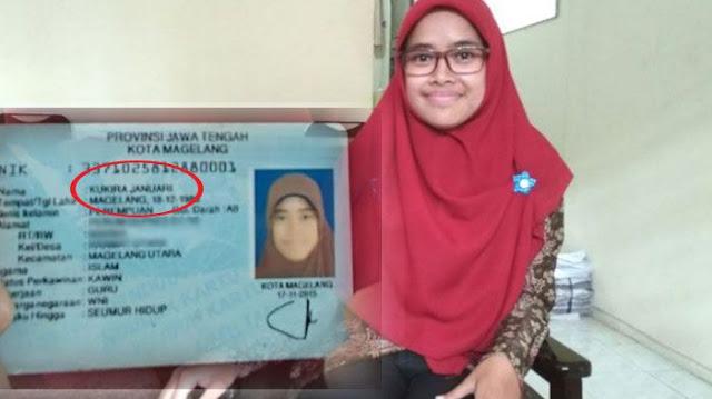 17 Nama Unik Orang Indonesia yang bikin Kamu Keheranan