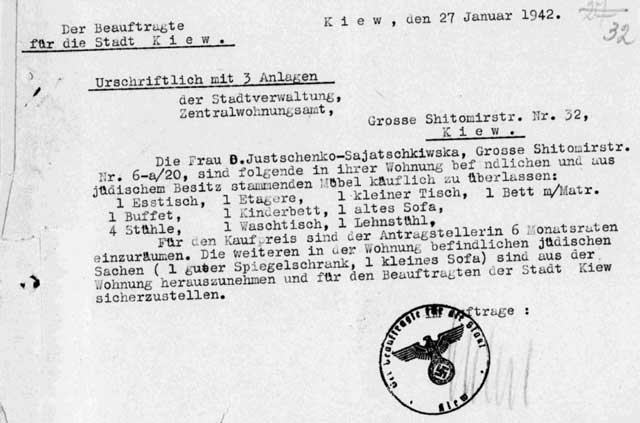 German orders relating to the Holocaust, 27 January 1942 worldwartwo.filminspector.com