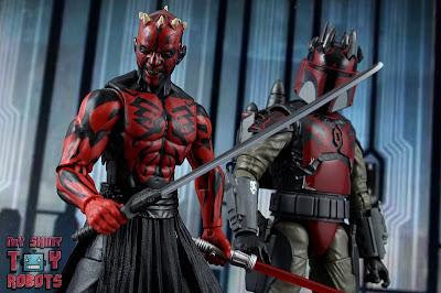 Star Wars Black Series Darth Maul (Sith Apprentice) 39