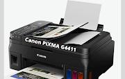 Canon PIXMA G4411 Driver Softwar Free Download