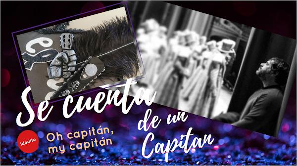 """🔴¿Homenaje🤷♂️ a Juan Carlos Aragón🔥 de Constantino Tovar❓Pasoble INEDITO """"Oh capitán, my capitán"""""""