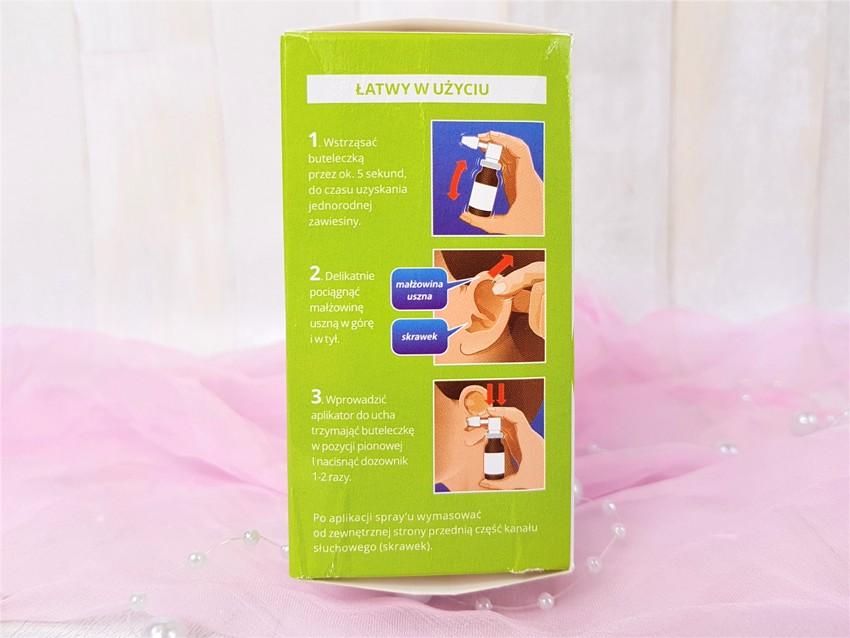 higiena uszu, leczenie zapalenia ucha