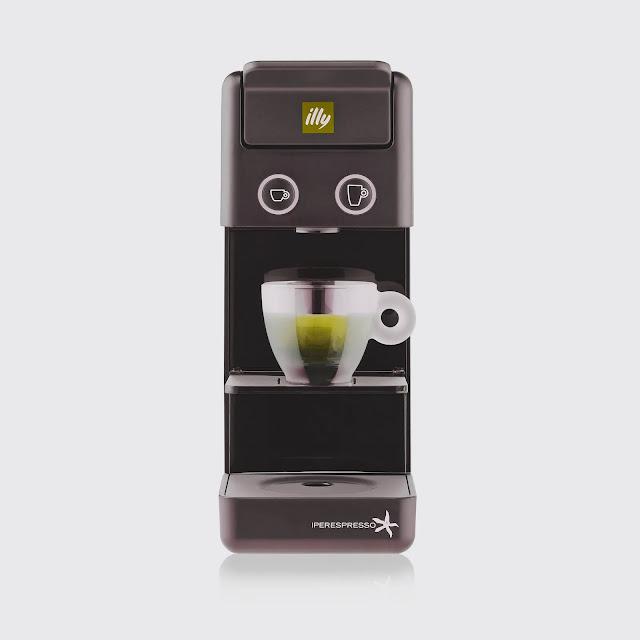 """أفضل الة القهوة كبسولات """"ILLY Y3.2 IPERESPRESSO"""""""
