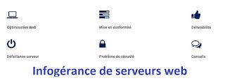 gestion serveur web