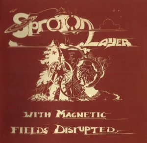 Sproton Layer - With Magnetic Fields Disrupted