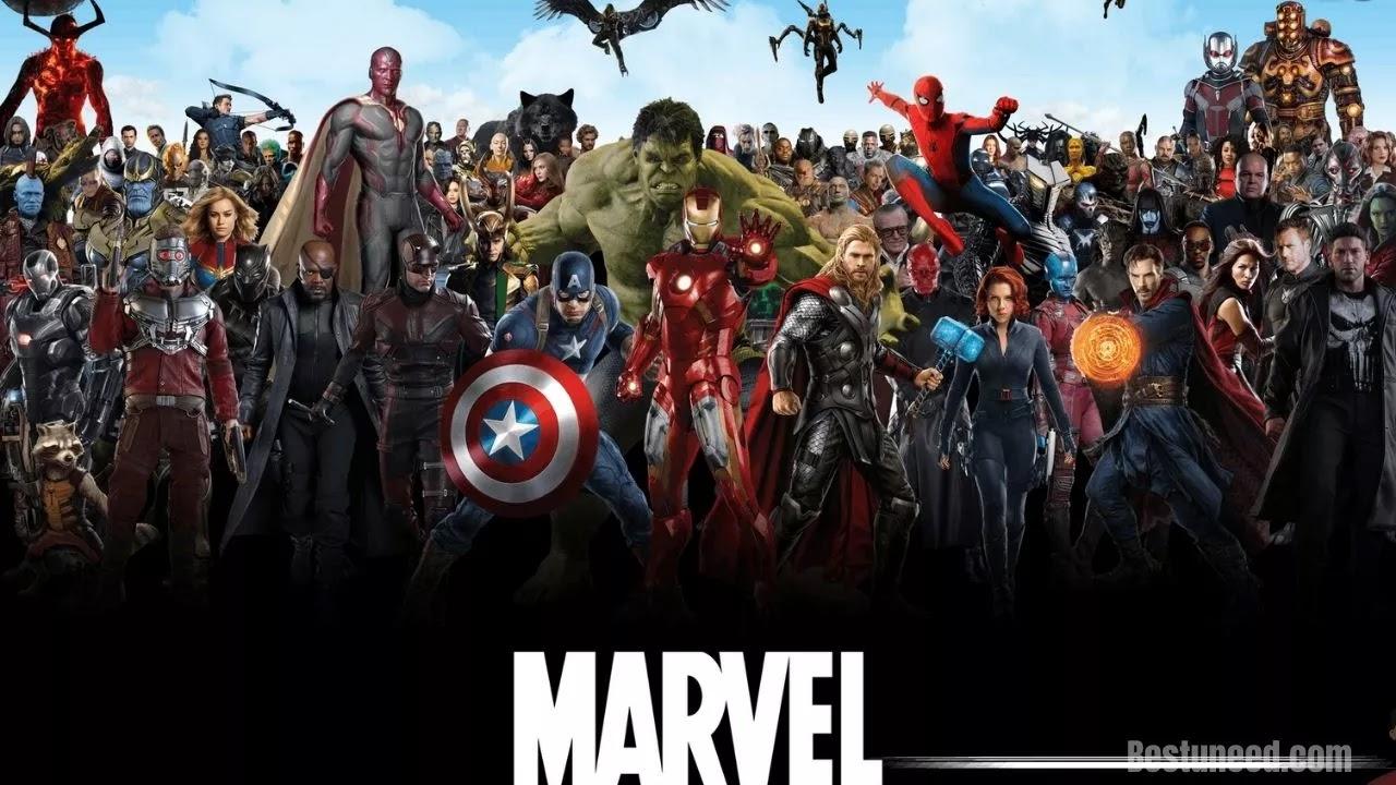Marvel Animated Movie