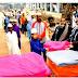 হুইপ ইকবালুর রহিম এমপির প্রদত্ত শীতবস্ত্র বিতরন
