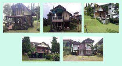 5 Villa Sederhana Di Istana Bunga Yang Laris Disewa Saat Weekend