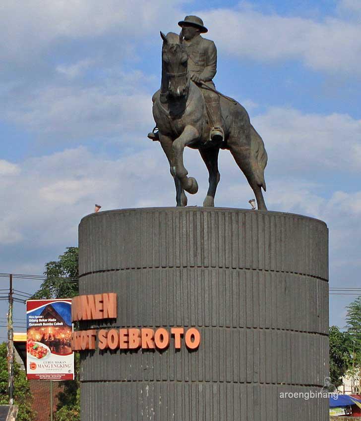[CoC Regional: Lokasi Wisata] Monumen Jenderal Gatot Soebroto Purwokerto